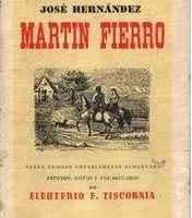 Hernández José: MARTIN FIERRO